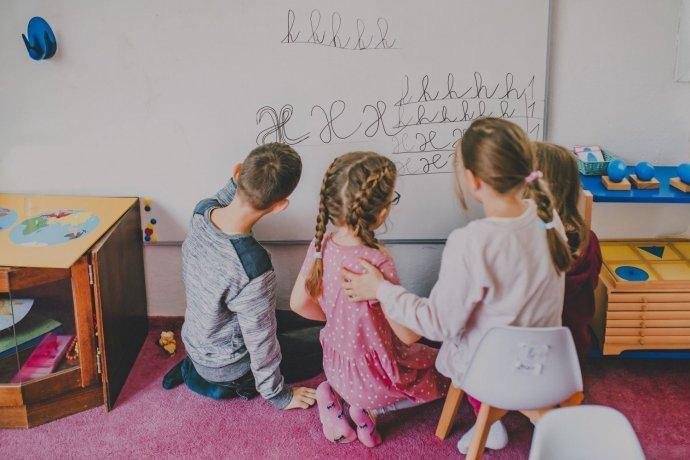 Montessori škôlka v Prešove. Foto - Vlastimil Slávik
