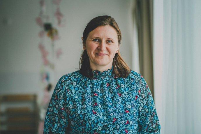 Marta Fudalyová. Foto - Vlastimil Slávik