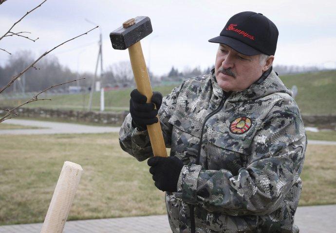 Alexandr Lukašenko. Foto - TASR/AP