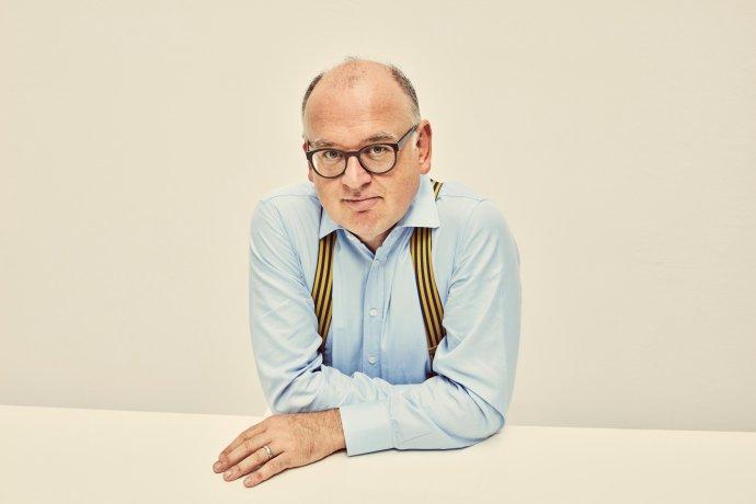 Bernd Spalt. Foto - Erste