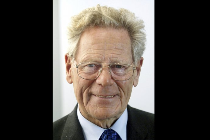 Švajčiarsky teológ a kritik Hans Küng. Foto – TASR/AP