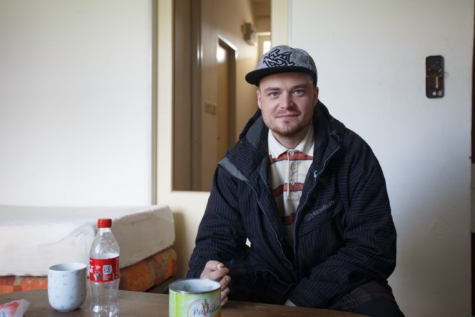 Lukáš Kalina. Foto – Deník N/Prokop Vodrážka