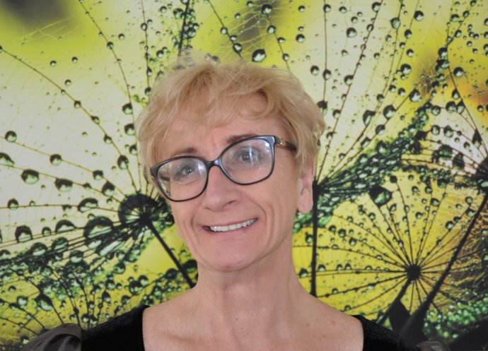 Zuzana Kiczková. Foto - archív Z. K.