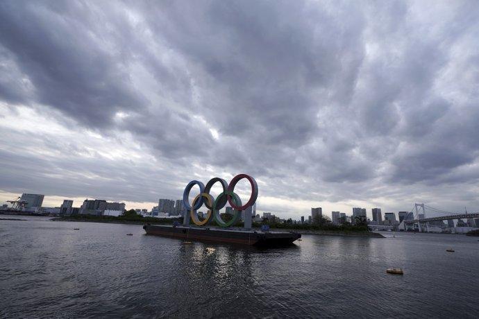 Letná olympiáda v Tokiu má začať 23. júla. Foto - TASR/AP
