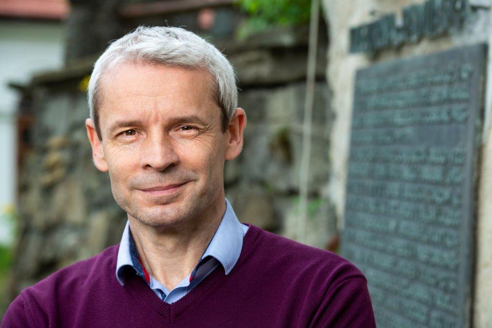 Miloš Dudáš. Foto - Richard Köhler