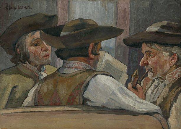 Politici, Jozef Hanula, 1937