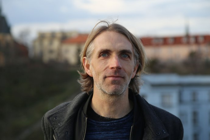 Demograf Tomáš Sobotka pracuje vo Viedni. Foto - Dana Fialová