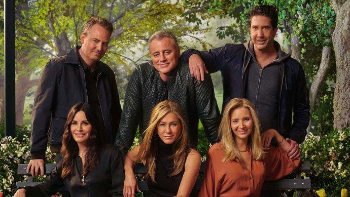 Herci z pôvodného seriálu sa opäť stretli v roku 2021. Foto - HBO