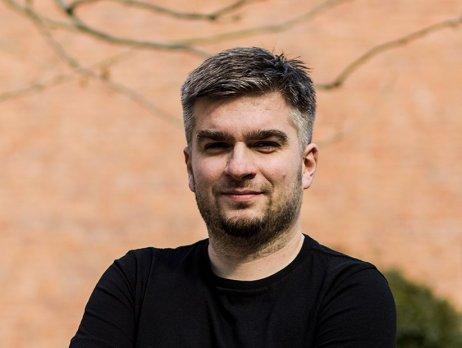 Michal Klembara. Foto – Petra K. Adamková