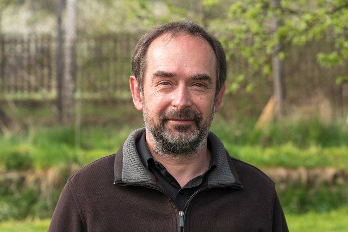 Ján Šmídt, riaditeľ Národného parku Muránska planina. Foto – Soňa Mäkká