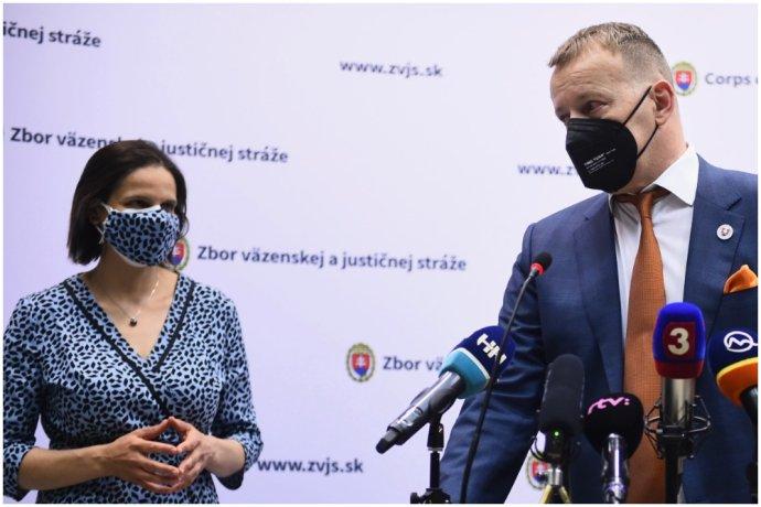 Boris Kollár a Mária Kolíková. Foto N - Vladimír Šimíček