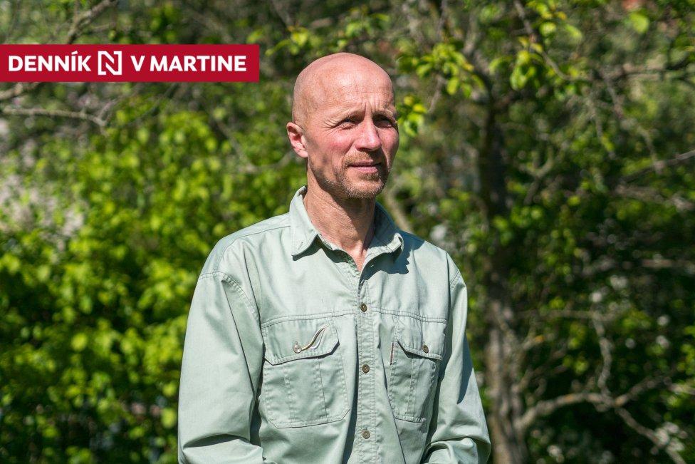 Peter Vantara, riaditeľ Národného parku Veľká Fatra. Foto – Soňa Mäkká