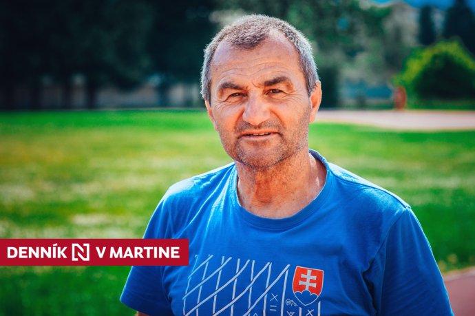Pavel Slouka. Foto N – Peter Kováč
