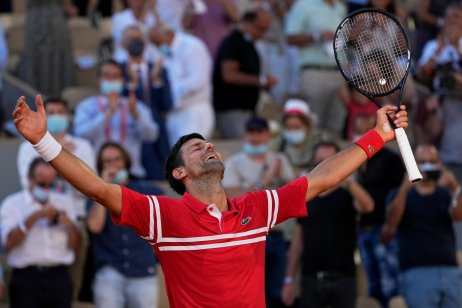 Novak Djoković. FOTO – TASR/AP