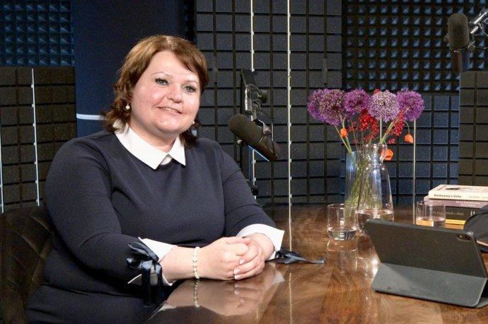 Katarína Stančeková. Foto - Liga za duševné zdravie