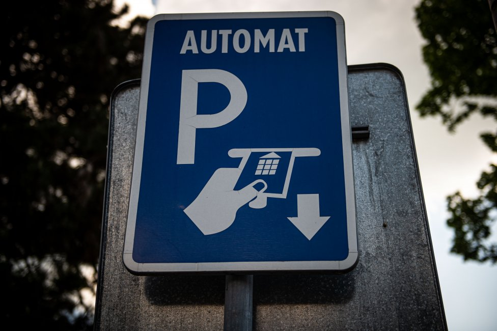 Parkovanie v Martine. Foto N - Vladimír Šimíček