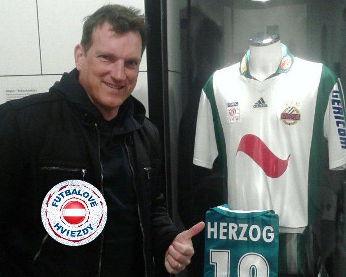 Andreas Herzog. Foto N - Lukáš Vráblik