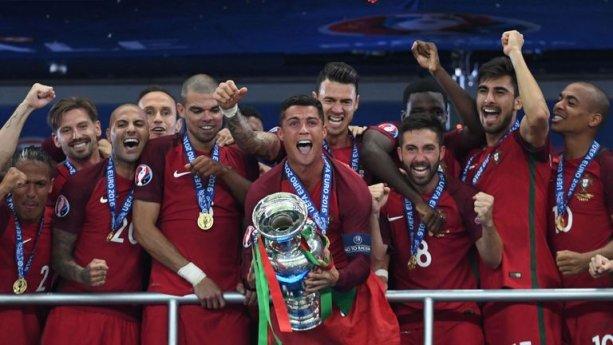 Ako sa bude dariť Portugalčanom pri obhajobe titulu v skupine smrti?/ Zdroj: skysports.com