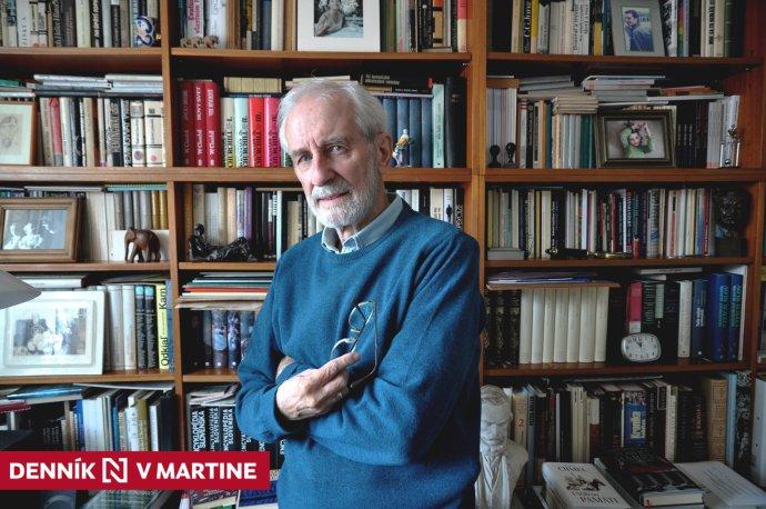 Milan Šútovec. Foto - Martin Shooty Šútovec