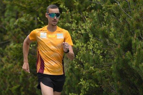 Matej Tóth počas prípravy na olympiádu. Foto – TASR/Milan Kapusta