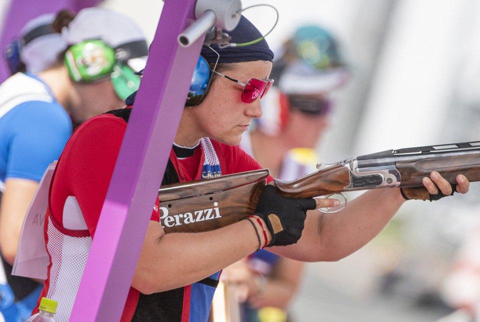 Zuzana Rehák Štefečeková. Foto –TASR/Martin Baumann
