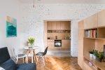 maly byt, obyvacka, obyvacia izba, NOØ architekti, Michal Pulman