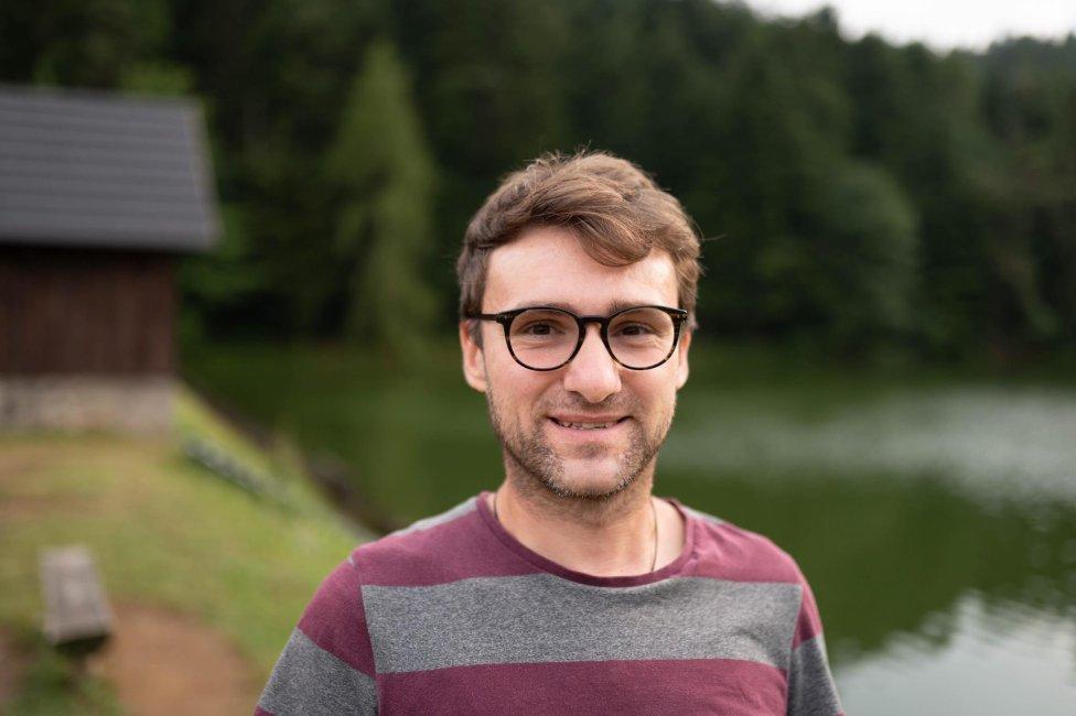 Michal Červeň. Foto - Slavomír Červeň