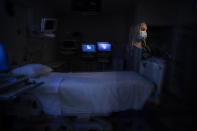 Nemocnica v Kalifornii. Ilustračné foto – AP