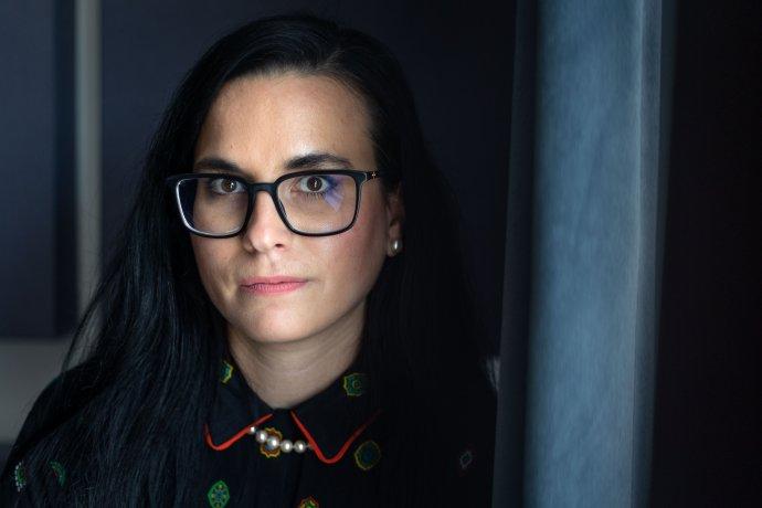 Elena Senková. Foto N - Tomáš Benedikovič