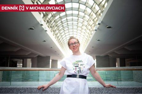 Šéfka Činohry Slovenského národného divadla Miriam Kičiňová. Foto N – Vladimír Šimíček