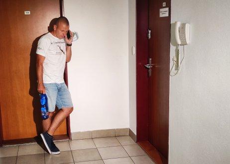 Peter Tóth prišiel svedčiť na Špecializovaný trestný súd. Foto N – Miro Kern