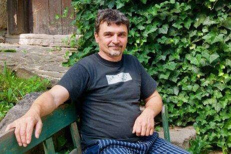 Jozef Pavelka. Foto – Soňa Mäkká