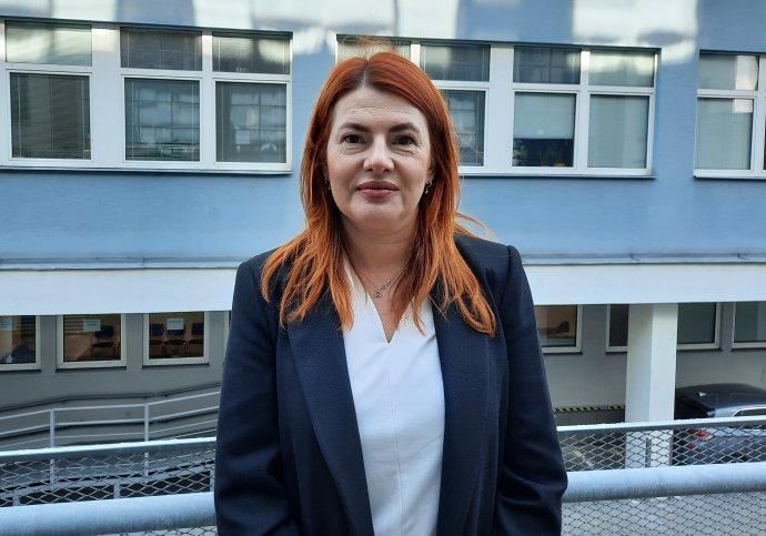 Jelena Konarevová. Foto N - Vitalia Bella
