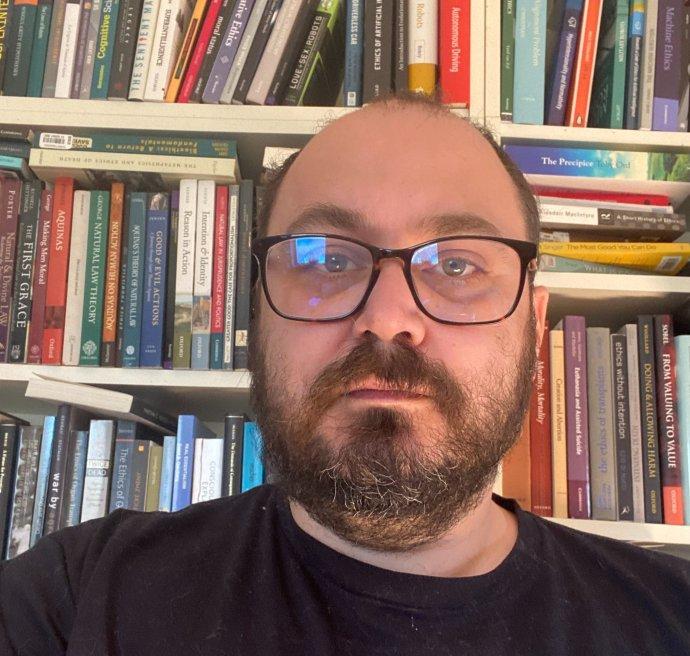 Filozof a etik David Černý. Foto – archív Davida Černého