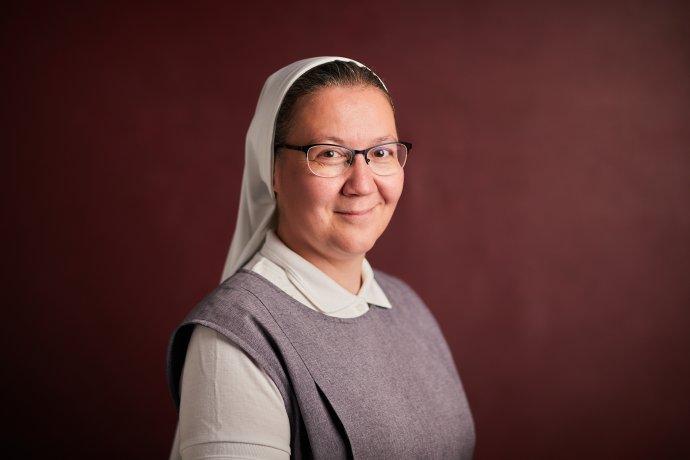 Sestra Hermana. Foto - Dorota Holubová