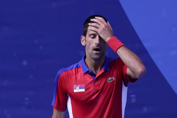 Novak Djoković. Foto –TASR/AP