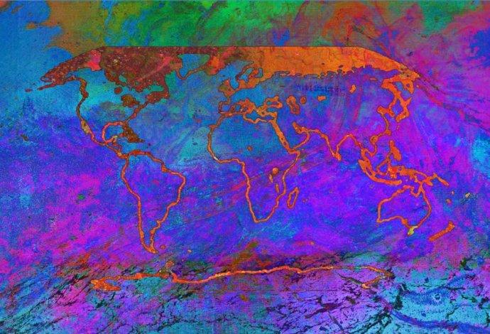 Umelecká vizualizácia tvorí titulku správy. Zdroj - IPCC