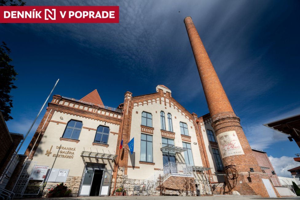 Tatranská galéria v Poprade. Foto N - Tomáš Benedikovič
