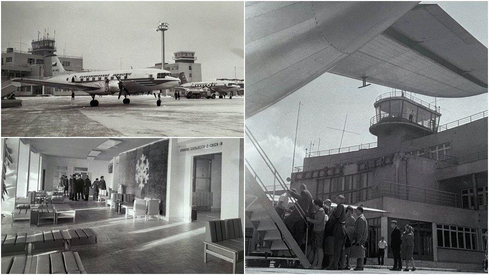 Koláž N, foto - archív Letiska Poprad-Tatry