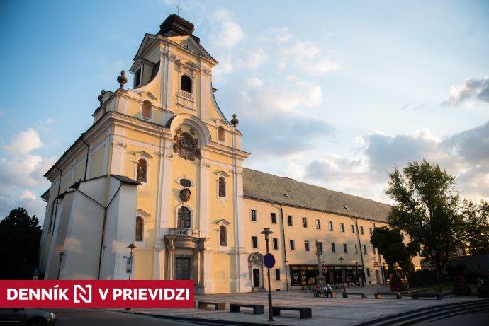 Prievidza. Foto N - Tomáš Hrivňák