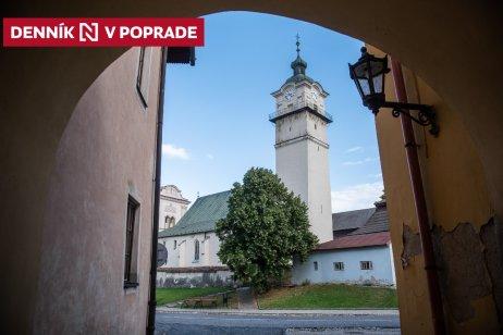 Rímskokatolícky farský Kostol sv. Juraja. Foto N – Tomáš Hrivňák