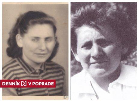 Hilda Hrabovecká, jedna z mála žien, ktoré prežili prvý transport do koncentračného a vyhladzovacieho tábora Auschwitz. Foto – Dokumentačné stredisko holokaustu