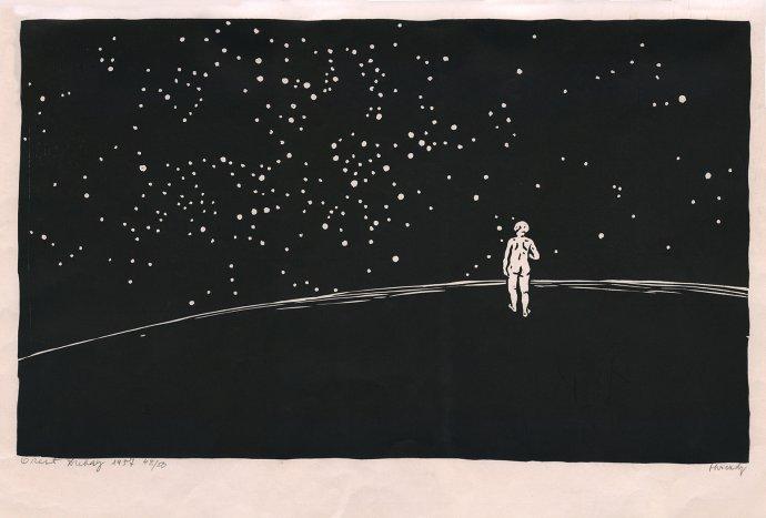 Orest Dubay, 1957.