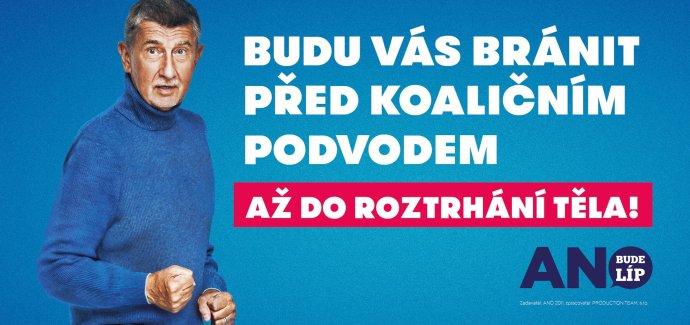 Foto - Facebook Andreja Babiša