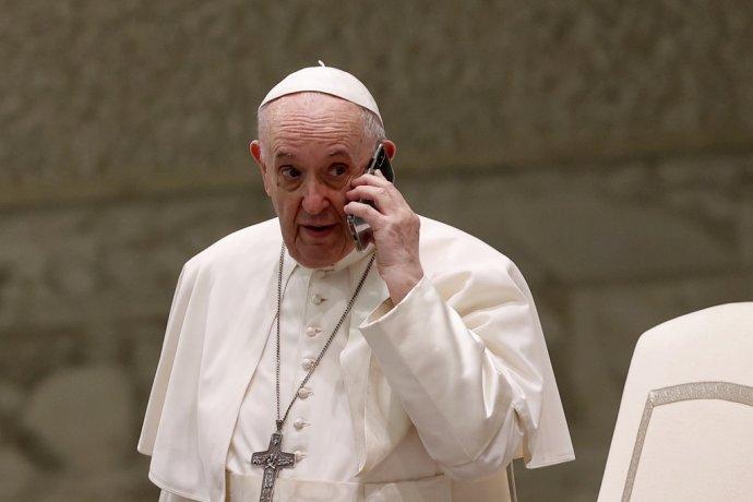 Pápež František. Foto – TASR/AP