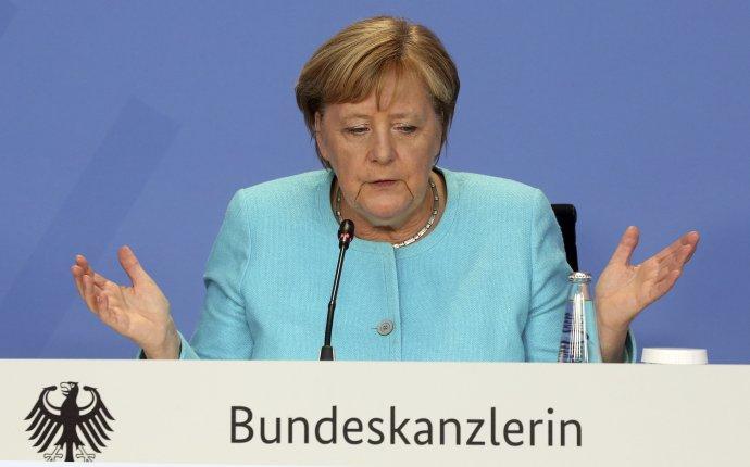 Nemecká kancelárka Angela Merkelová. Foto - TASR/AP