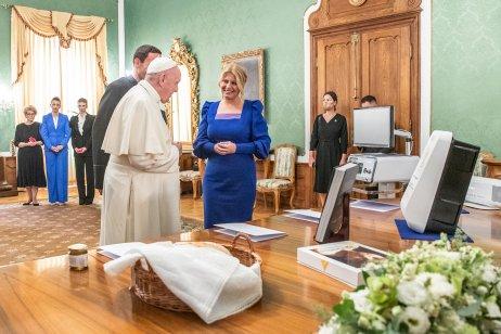 Foto – Kancelária prezidentky SR