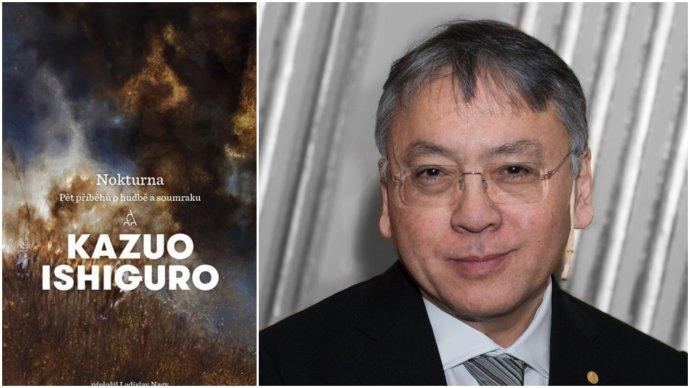 Kazuo Ishiguro. Foto - Frankie Fouganthin