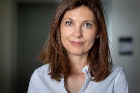 Svetlana Kapalková pôsobí na Katedre logopédie Pedagogickej fakulty UK v Bratislave. Foto N – Tomáš Benedikovič