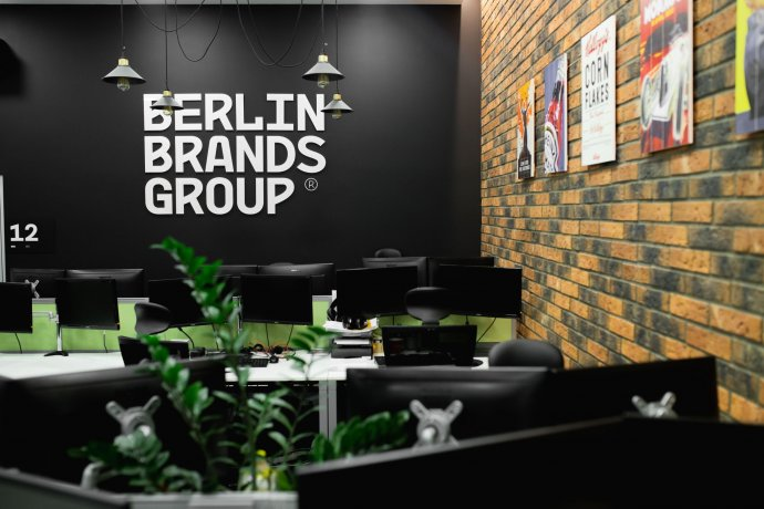 Bratislavská kancelária Berlin Brands Group. Foto - BBG